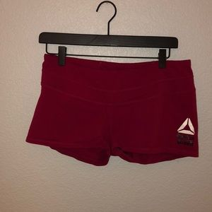 Reebok Crossfit booty shorts